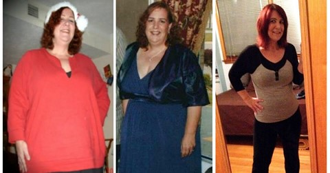 """Take it day by day"". How i lost over 100 Pounds in 7 months"
