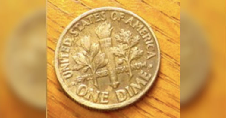 People Are Walking Around With Dimes Worth $2,000,000 In Their Pockets. Here's What To Look For