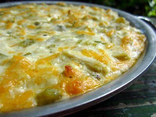 Disappearing Chicken Casserole