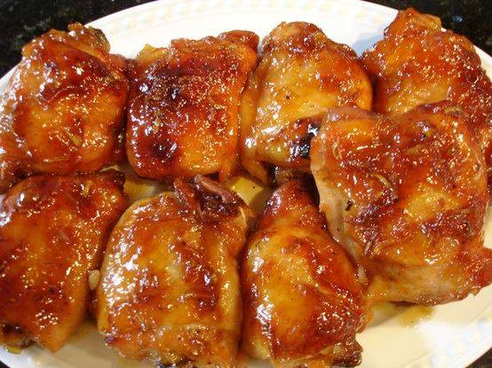 Sweet and Tangy Chicken