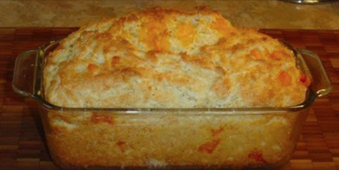 RED LOBSTER'S CHEESE BISCUIT (IN A LOAF)