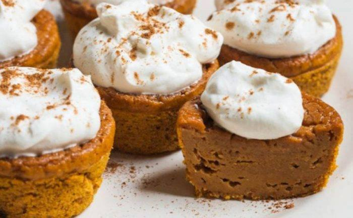 Try This Pumpkin Pie Cupcakes