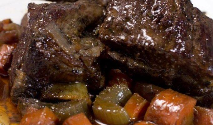 Beautifully Braised Short Ribs