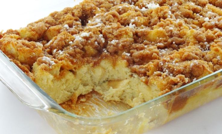 French Toast Casserole – Weight Watchers Recipes
